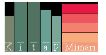 Kitap Mimarı Footer Logo
